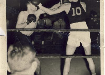 Frank L. Kennard boxing 1942