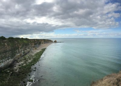 Point du Hoc photo3 3 (distant) by Franck maurouard Sept 2018