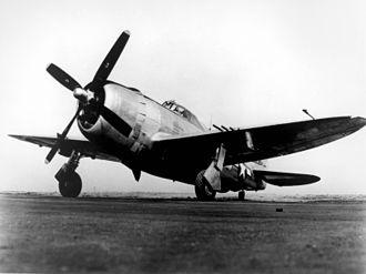 USAAF P 47D Razorback Configuration